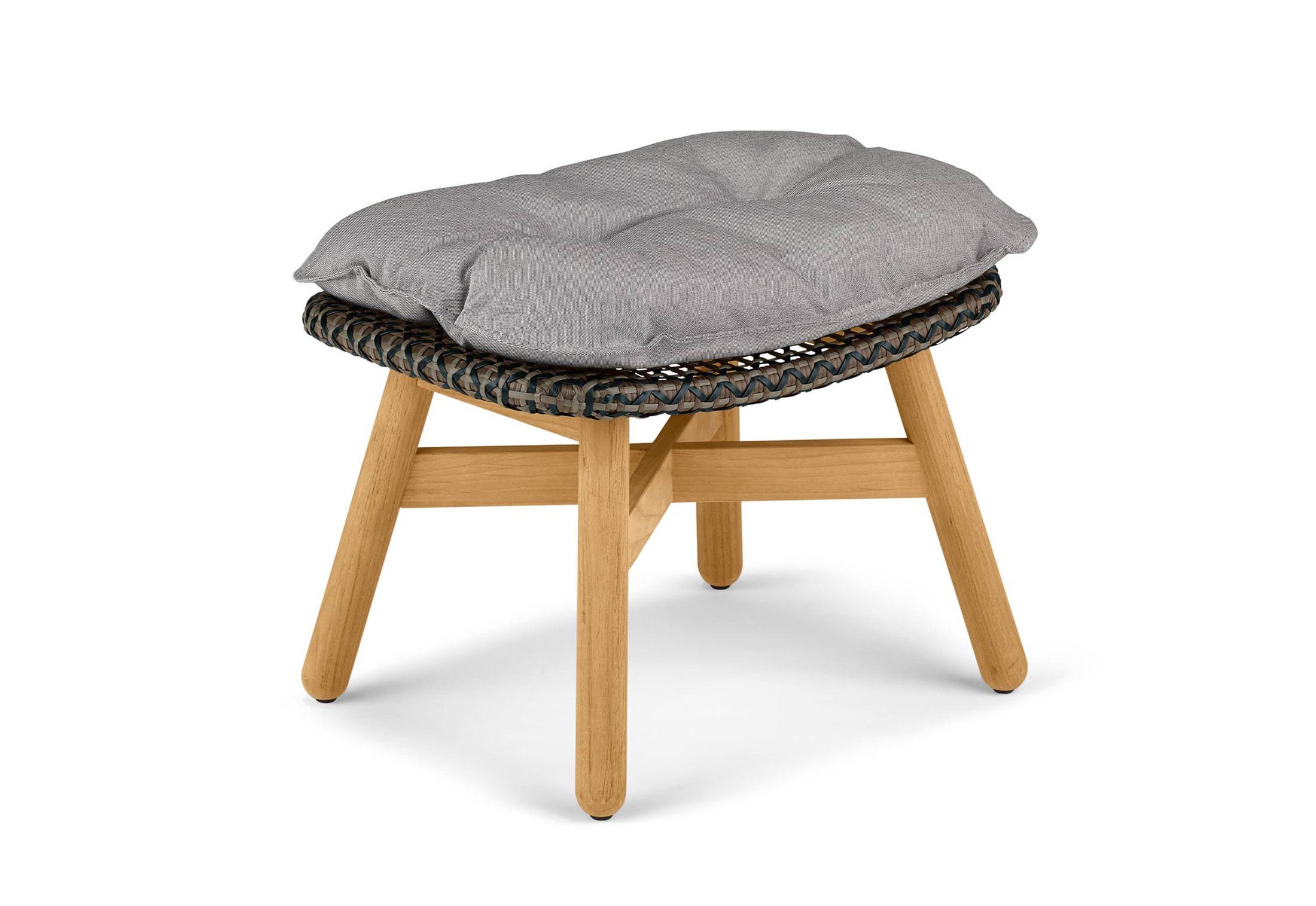 mbrace hocker von dedon stylepark. Black Bedroom Furniture Sets. Home Design Ideas