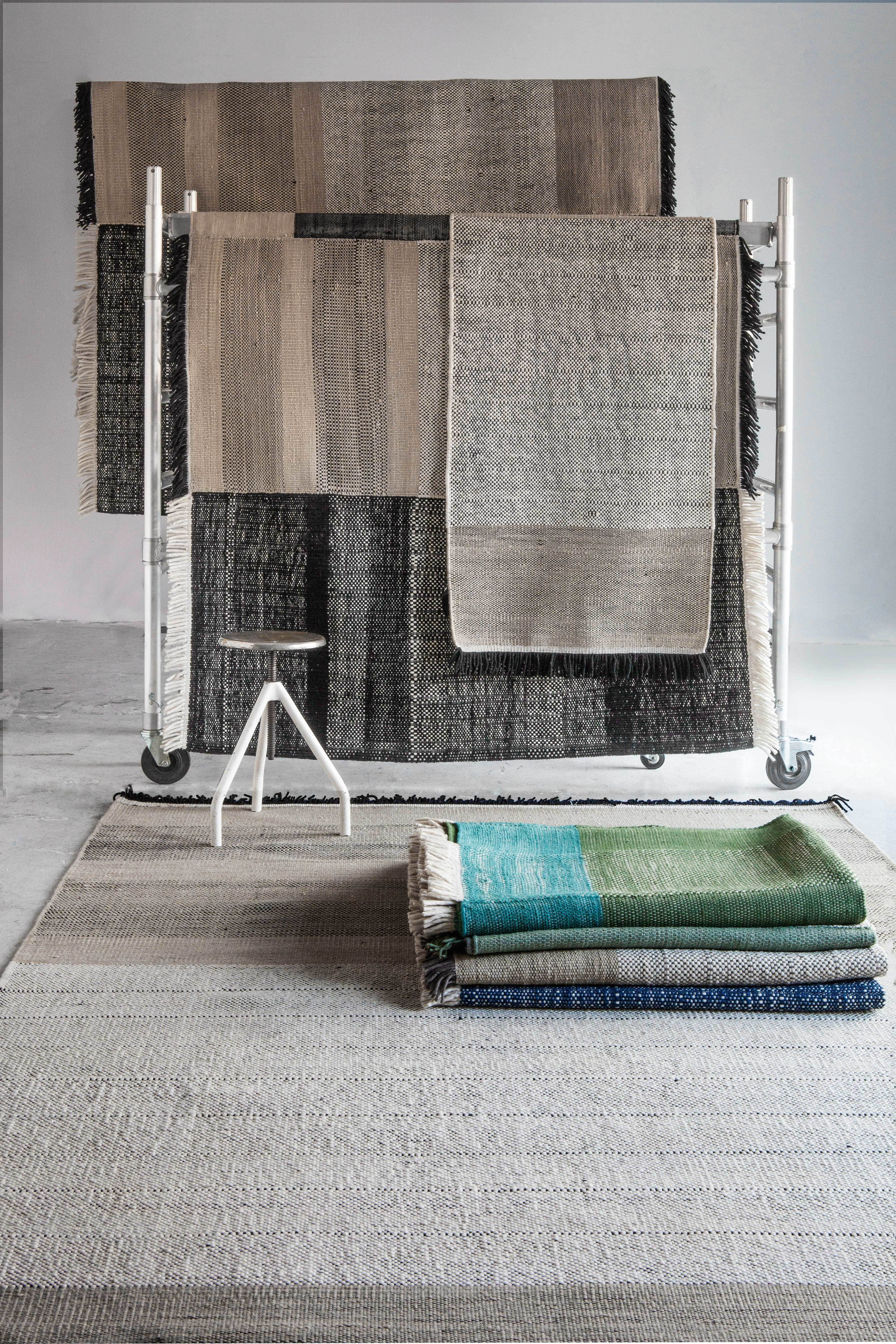 Tres Is A Great Handcrafted Carpet By Nanimarquina
