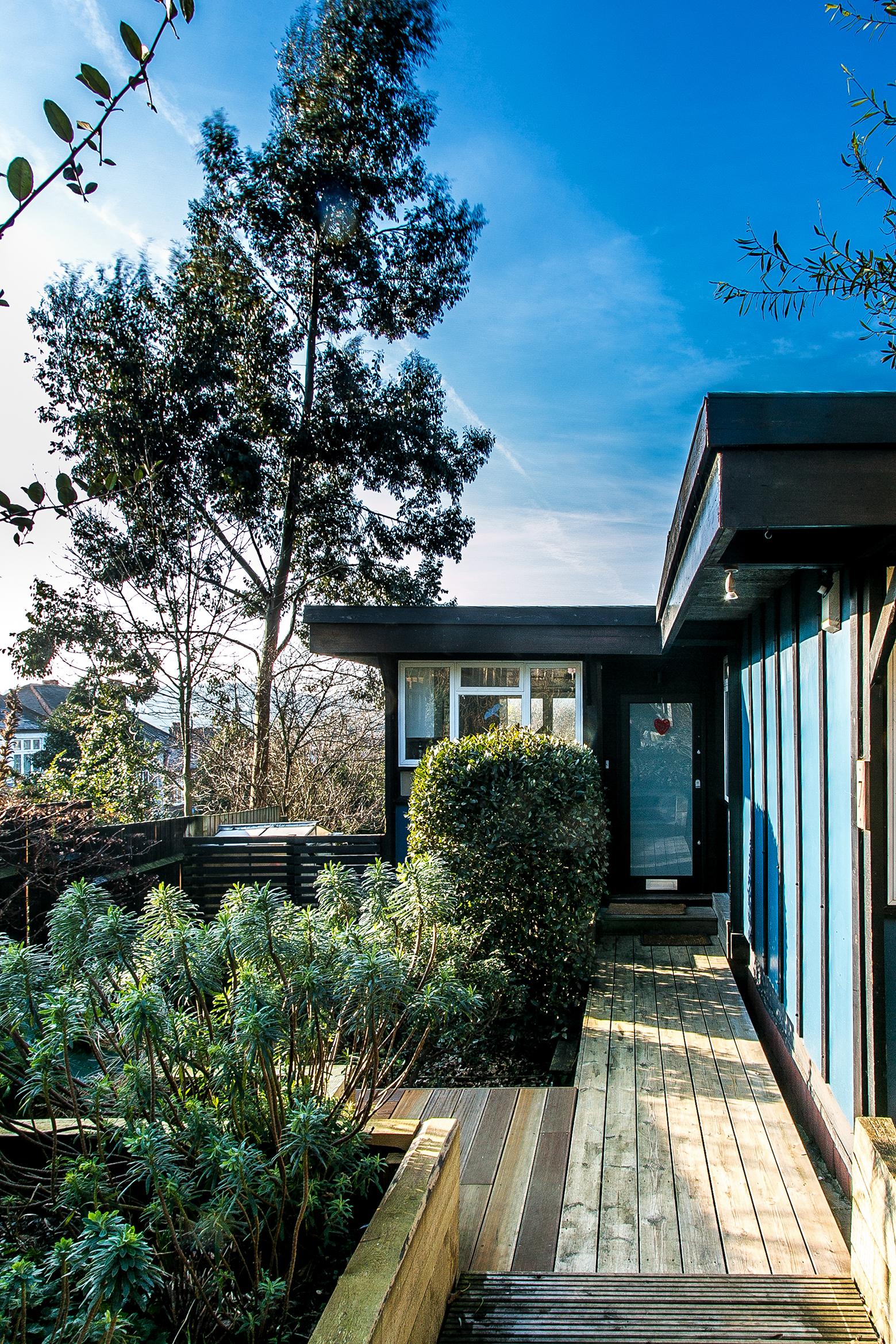 architekt walter segal entwickelte h user f r selbstbauer stylepark. Black Bedroom Furniture Sets. Home Design Ideas