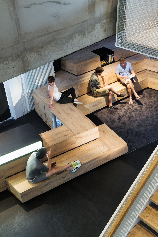 holz und architektur stylepark. Black Bedroom Furniture Sets. Home Design Ideas