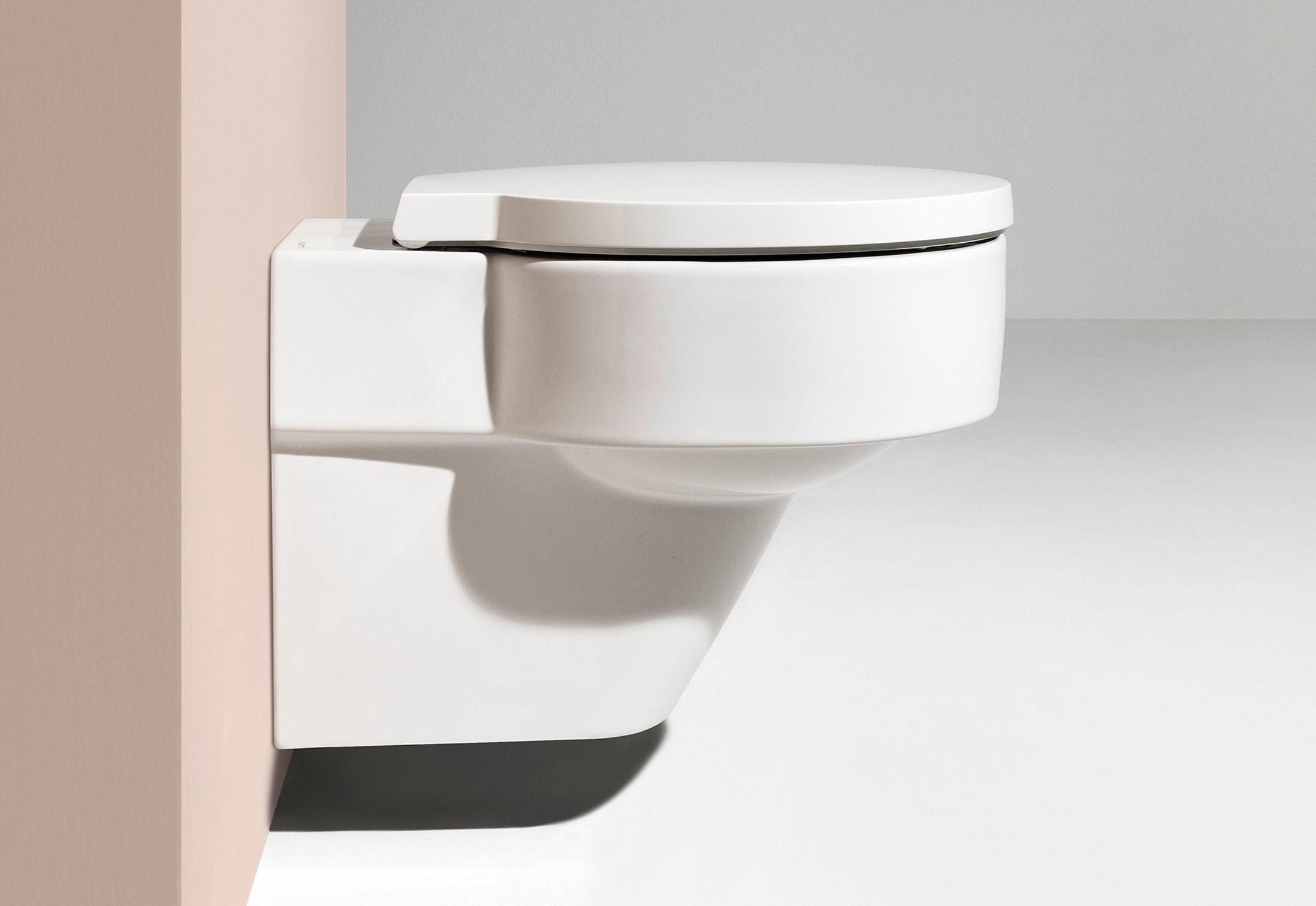 Cool Val Wand-WC, randlos von Laufen | STYLEPARK XE08