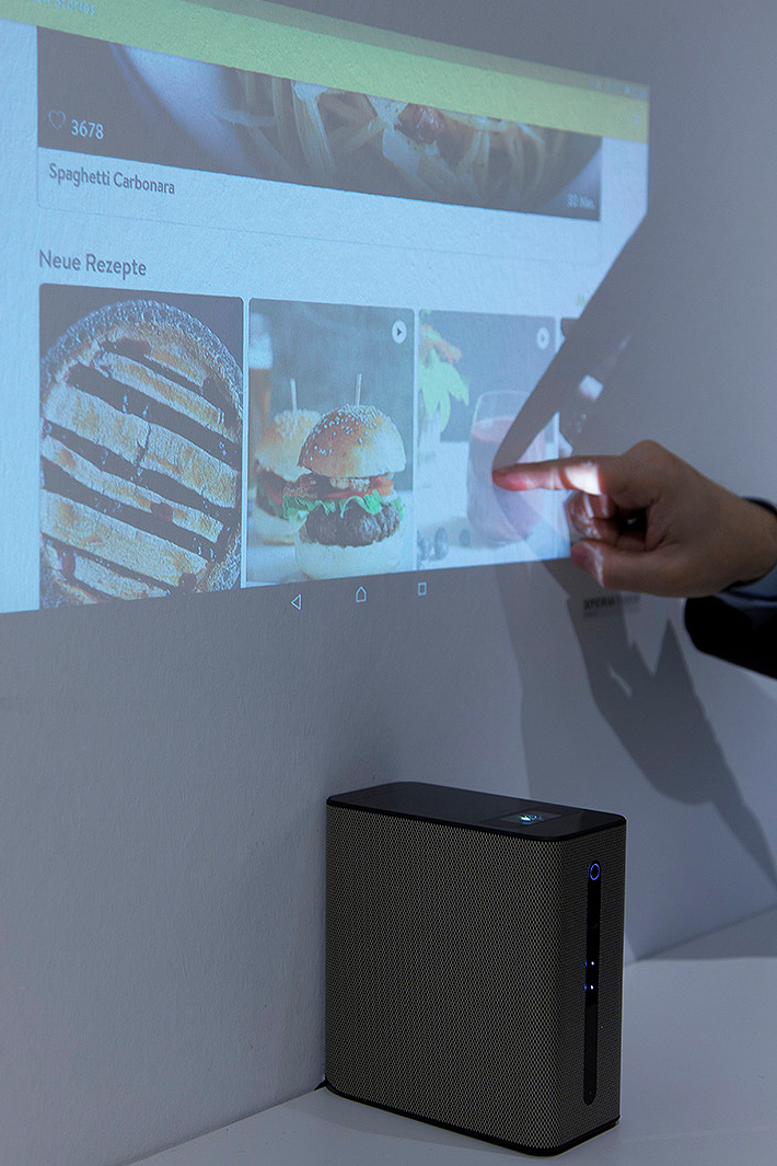 At the Living Kitchen kitchens are upgrading digitally | STYLEPARK