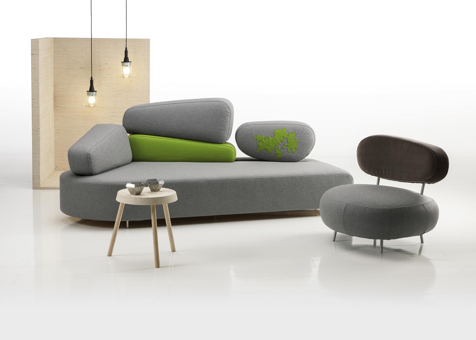 Various Sofa Ohne Lehne Photo Of