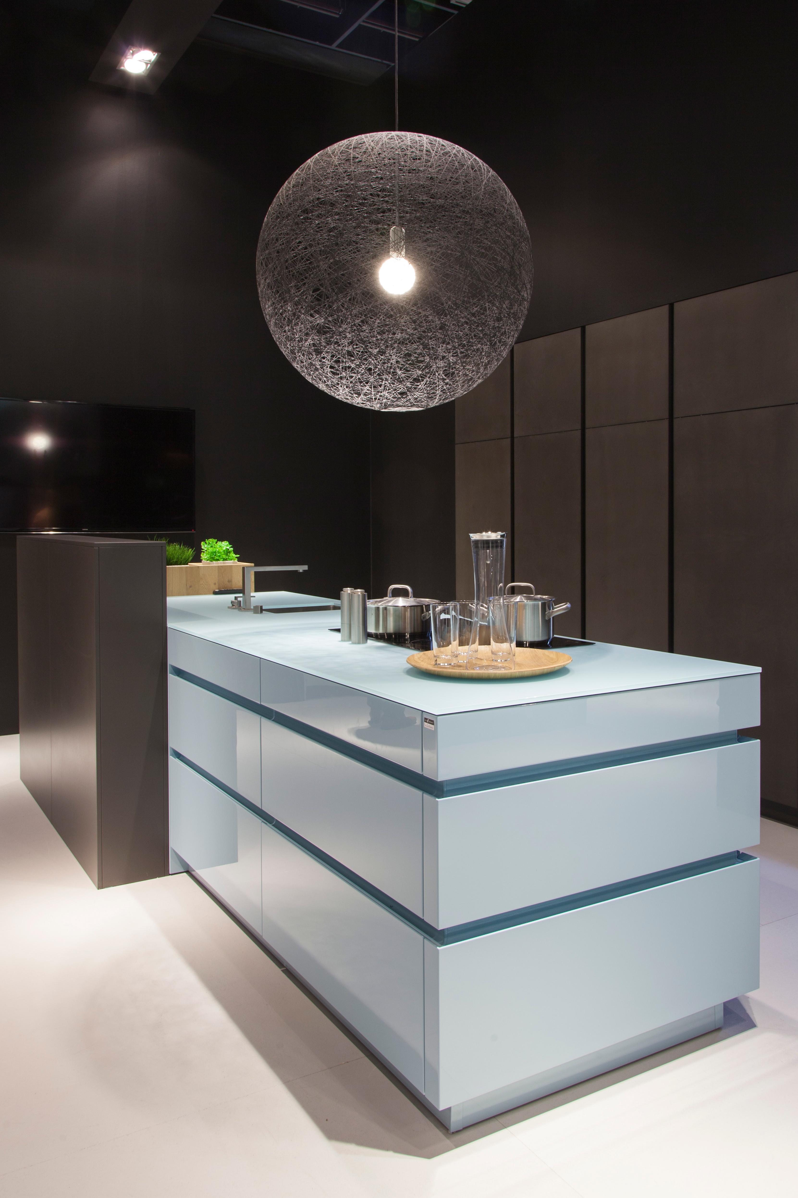 Auf der Living Kitchen wird die Küche digital aufgerüst | STYLEPARK