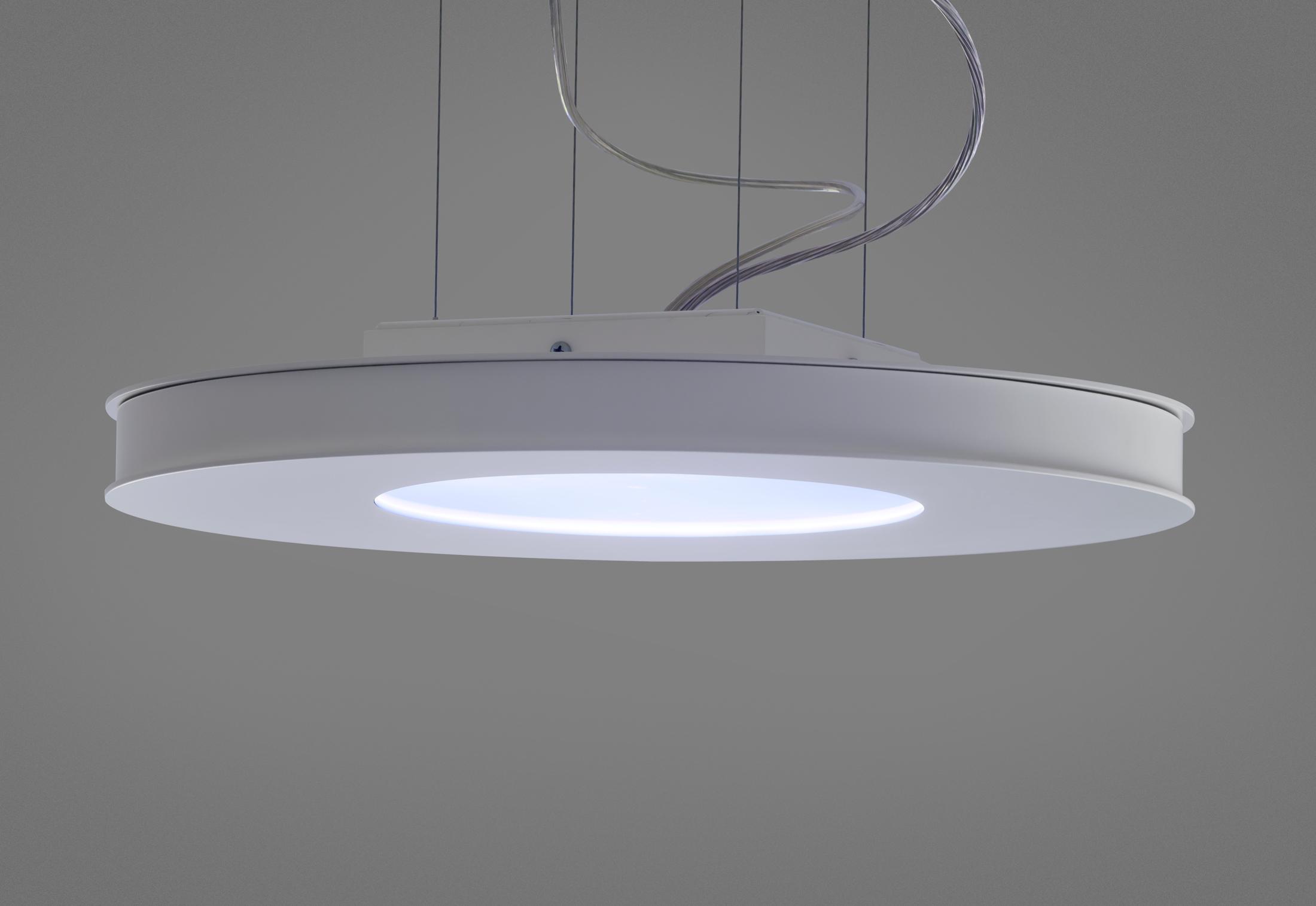 Led around pendant luminaire by ado lights stylepark led around pendant luminaire aloadofball Gallery