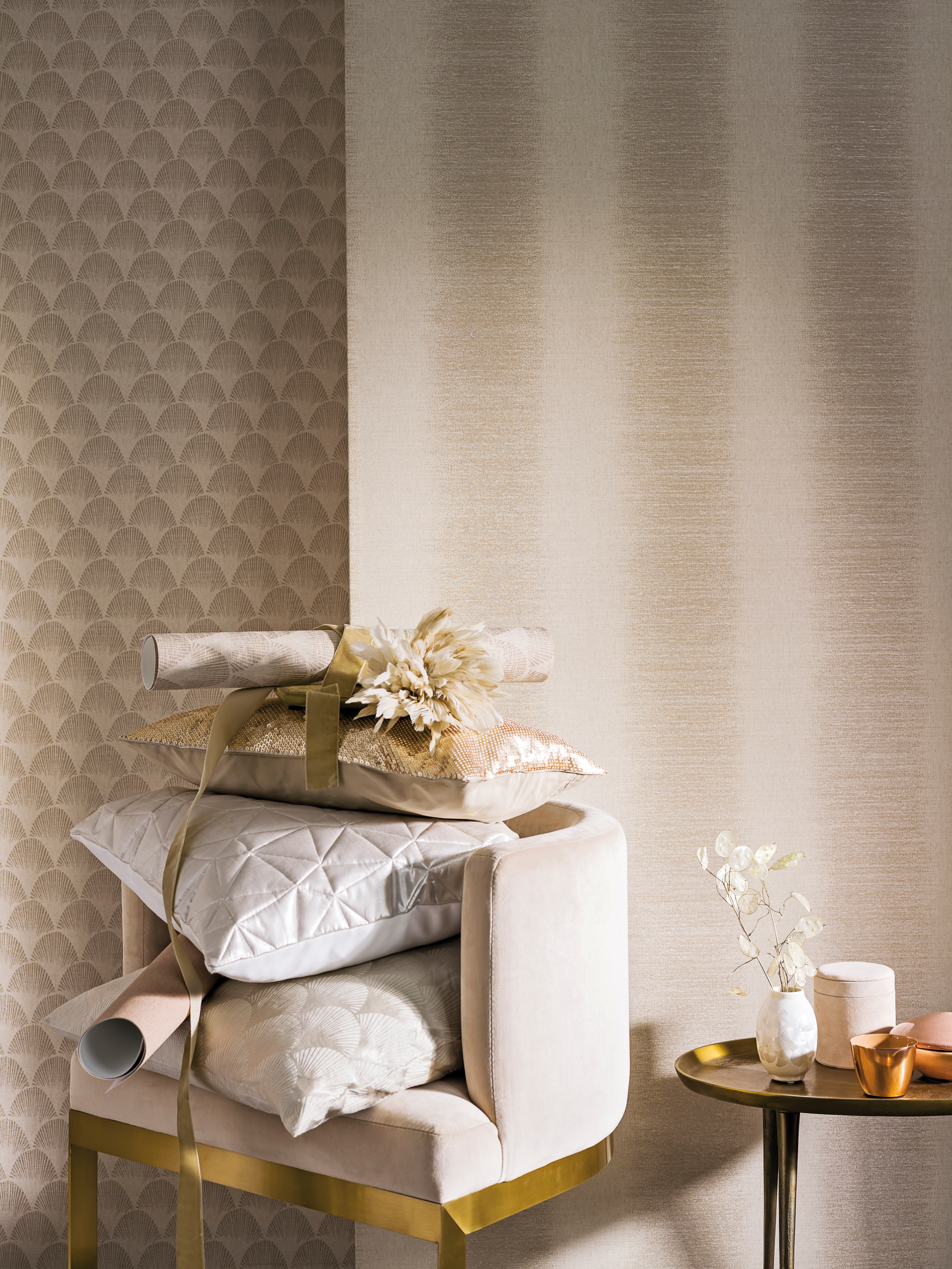 Belle époque Wallpaper By Christian Fischbacher Stylepark