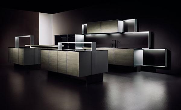 Eine neue k che von poggenpohl und porsche design stylepark for Brand new kitchen designs