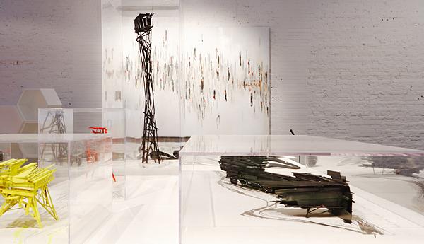 Der designhimmel ber kortrijk er ffnung der galerie 113 for Interieur 2000 kortrijk