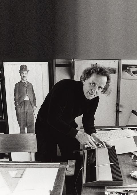 Portrait des Designers Jacob Jensen