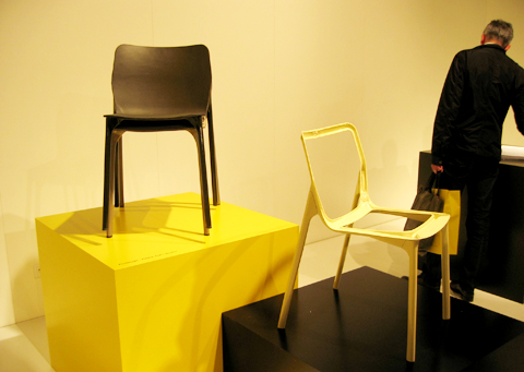 Chassis By Stefan Diez For Wilkhahn