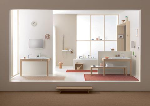 Frankfurter Bad comfort in the bathroom stylepark