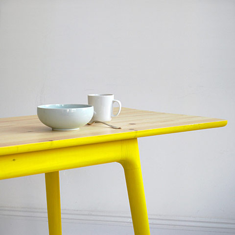 Nothing Is More Yellow Than Yellow Itself Stylepark