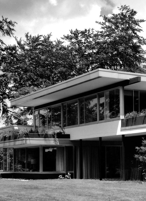 The house as anchorage for the soul stylepark for Villa rentsch
