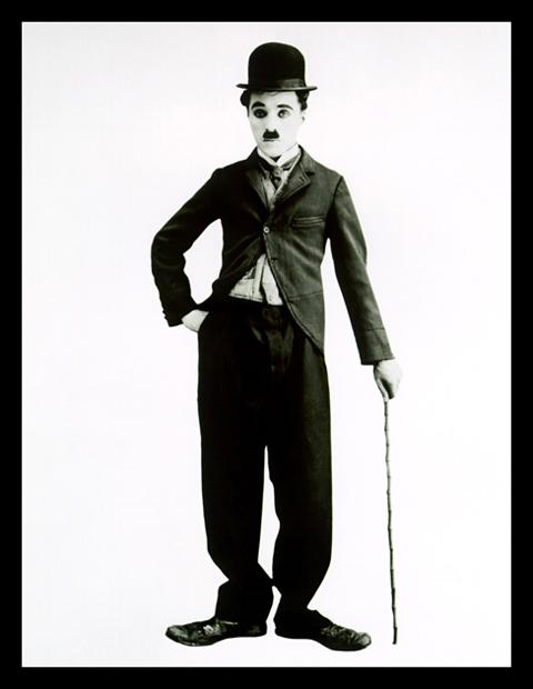 Stylepark Charlie Chaplin Filmbild
