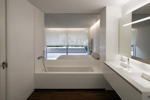 Apartment reloaded stylepark for Badezimmer corian