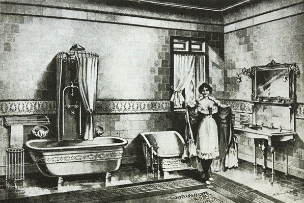 freiheit für die badewanne | stylepark, Badezimmer