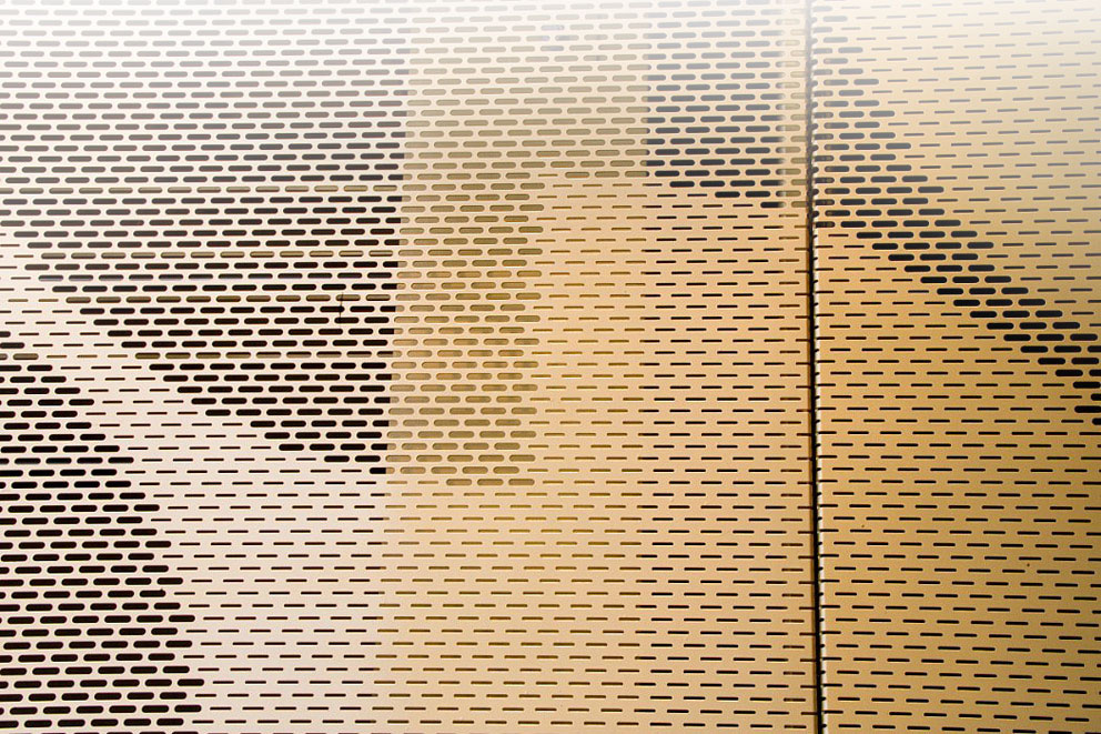 Perforated Embossed Refined Stylepark