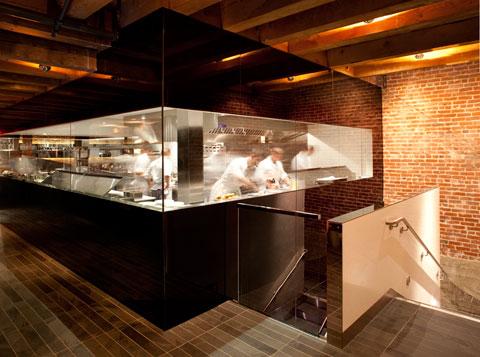Restaurant Twenty Five Lusk In San Francisco By Ccs
