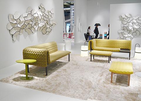 ueruchuc by inga semp for ligne roset photo thomas wagner stylepark with tapis ligne roset. Black Bedroom Furniture Sets. Home Design Ideas