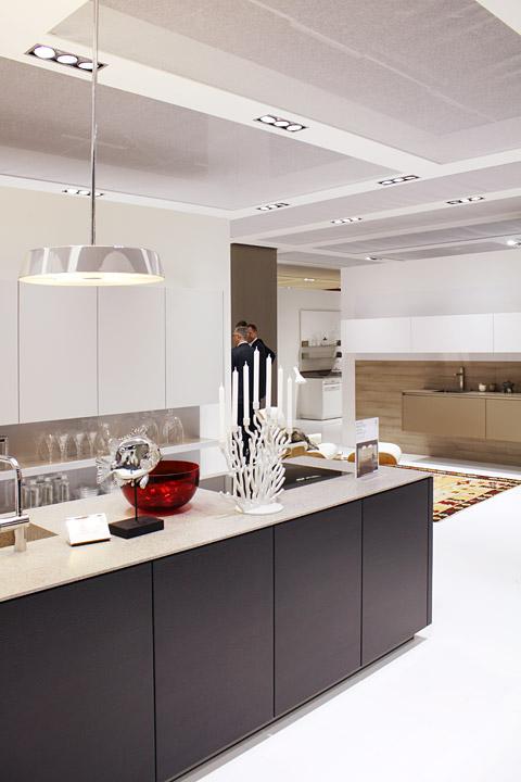 kitchen by philippe starck for warendorf photo dimitrios tsatsas stylepark - Philippe Starck Kitchen