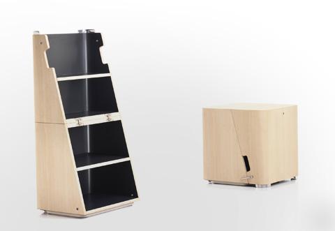 die kleine welt der multifunktionsm bel stylepark. Black Bedroom Furniture Sets. Home Design Ideas
