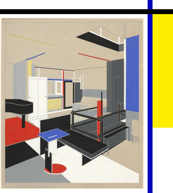 Schroder house gerrit rietveld great buildings architecture