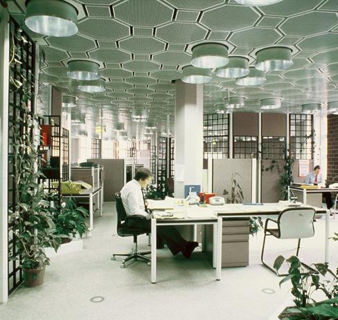 Stylepark Innenausstattung der Colonia Versicherung AG Quickborner Team