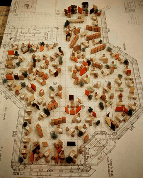 Stylepark Quickborner Team Planungsmodell