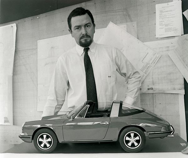 On The Death Of Ferdinand Alexander Porsche Stylepark