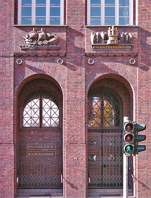 Werbung Hamburg Volksdorf Hotel