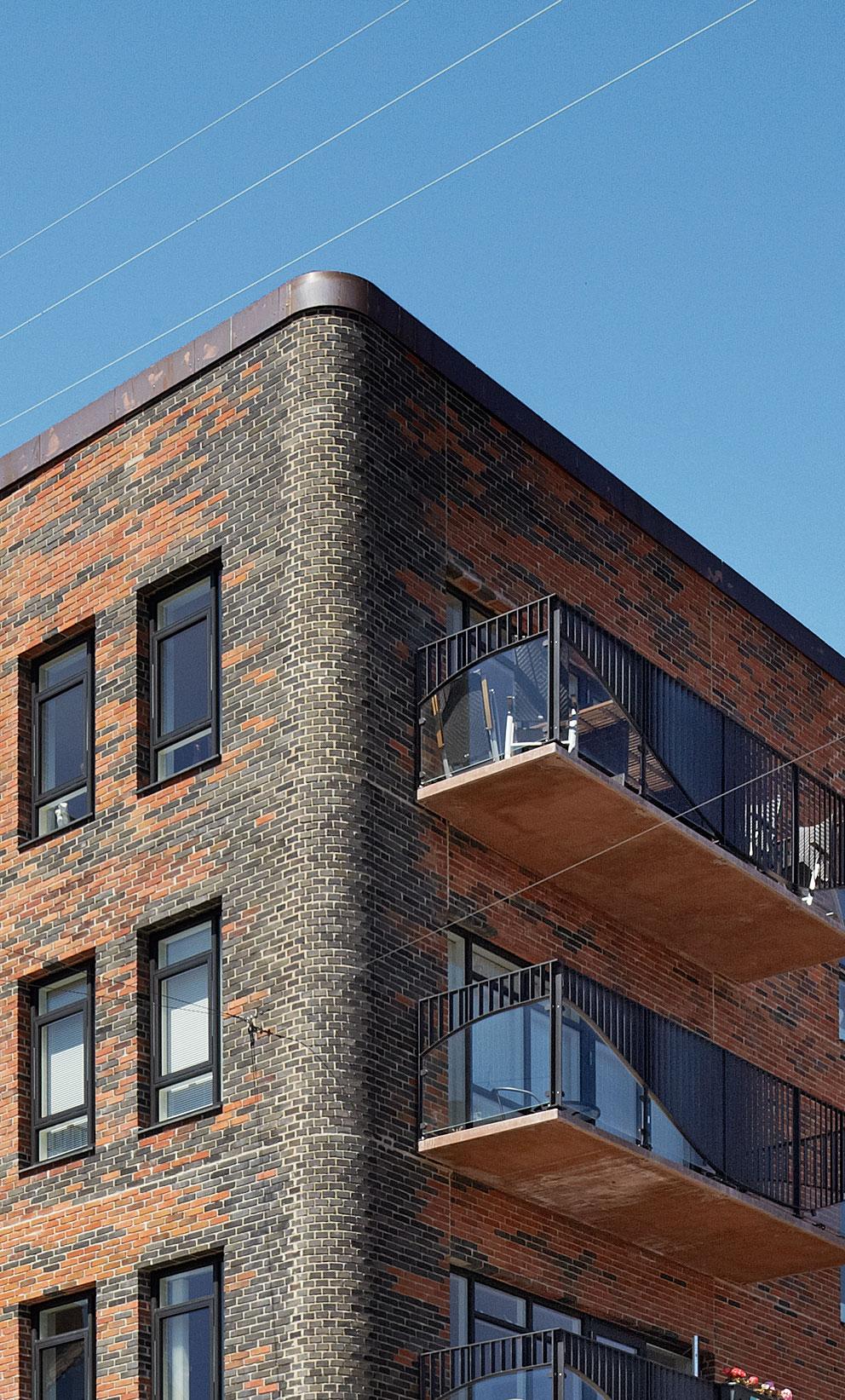 organic brickwork stylepark. Black Bedroom Furniture Sets. Home Design Ideas