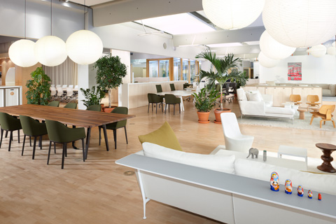 vitra citizen office. perfect vitra u201ccitizen officeu201d was based on the hypothesis that office is not just  working but also living space  photo  vitra in citizen office