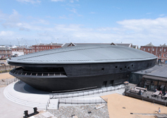 "A museum for the ""Mary Rose"""
