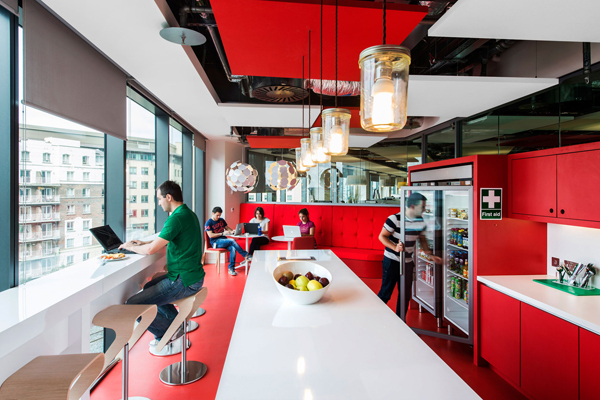 Emejing Google Zentrale Irland Photos - Design & Ideas 2018 ...