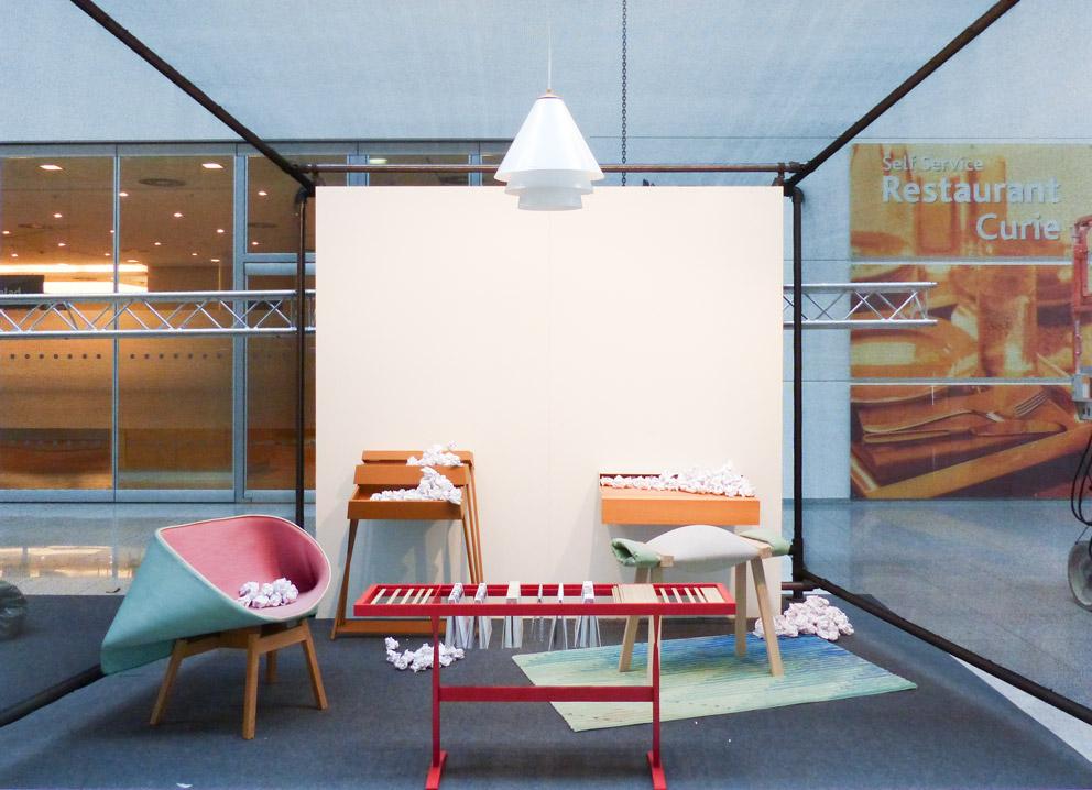 acht ideen f rs arbeiten zu hause stylepark. Black Bedroom Furniture Sets. Home Design Ideas