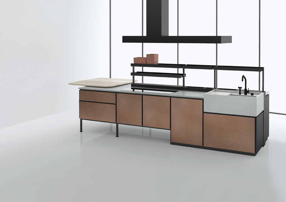 Modulare Küche 23 modulare küche bilder latitude im frischen scandi look