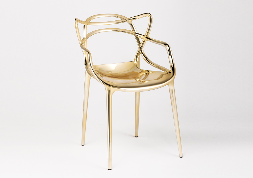 Shedding light on uncles and aunts kartell s 15 years of - Tabouret masters kartell ...