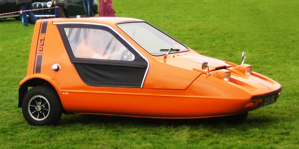 1970-74 BOND Bug     REAR BRAKE SHOES SET