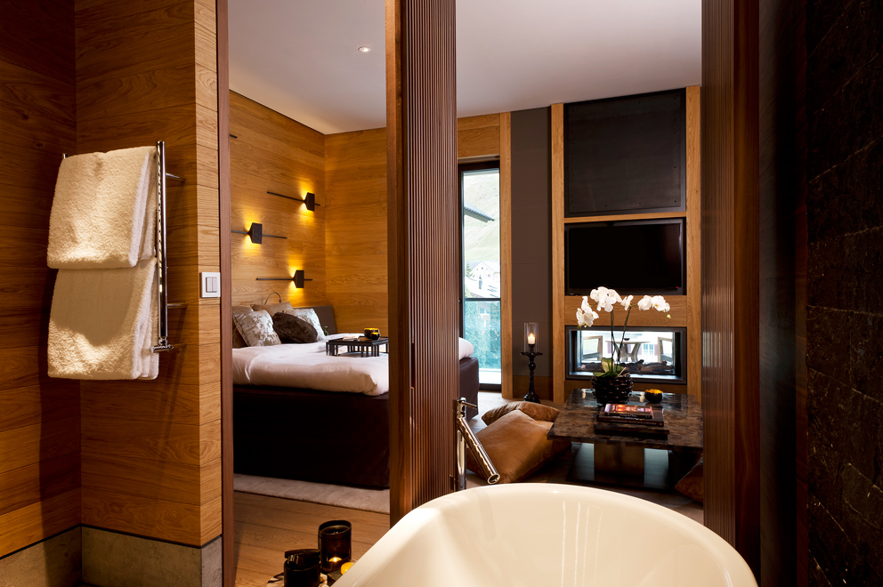 The Chedi Andermatt Stylepark