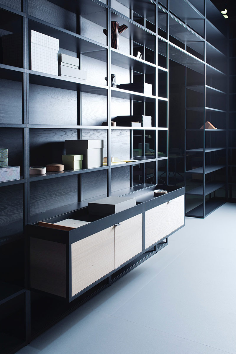 the new order stylepark. Black Bedroom Furniture Sets. Home Design Ideas