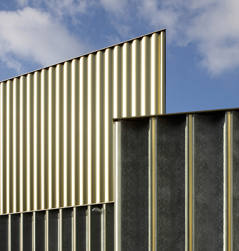Architektonischer Stoffwechsel | STYLEPARK