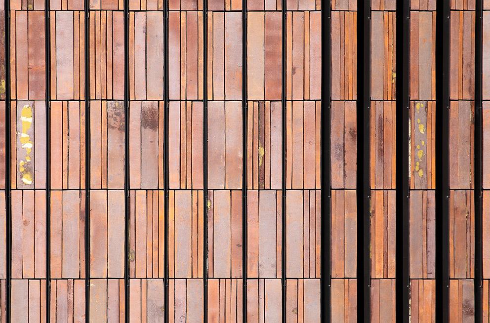 Glasfassade textur  Keramik schützt Keramik | STYLEPARK