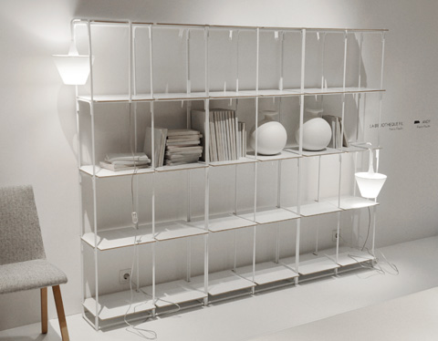 Forget those old banana boxes stylepark - Bibliotheque ligne roset ...
