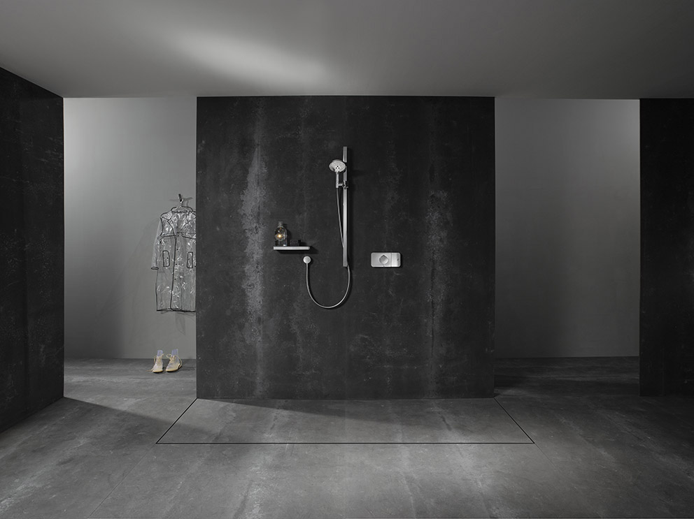 Press and shower | STYLEPARK