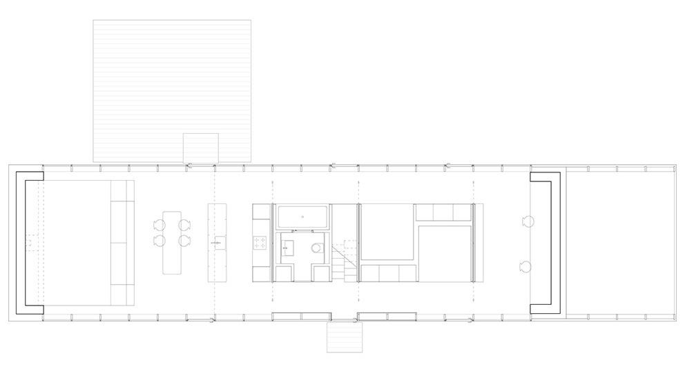 Der fluchthelfer stylepark for Japanisches haus grundriss