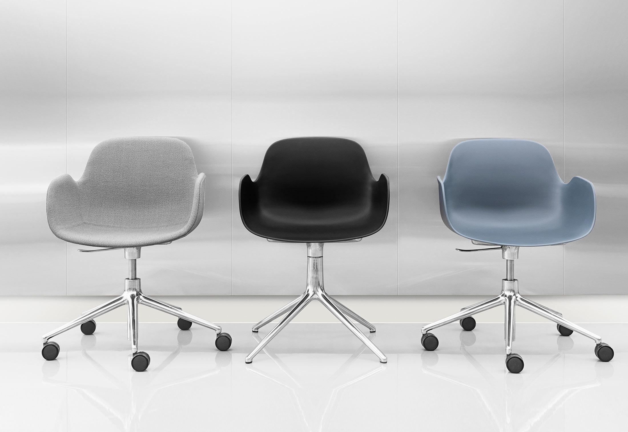 Astonishing Form Swivel Chair By Normann Copenhagen Stylepark Creativecarmelina Interior Chair Design Creativecarmelinacom