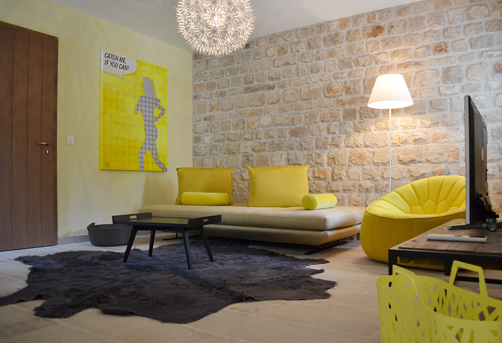 Montenegrin Stone Meets French Charm Stylepark
