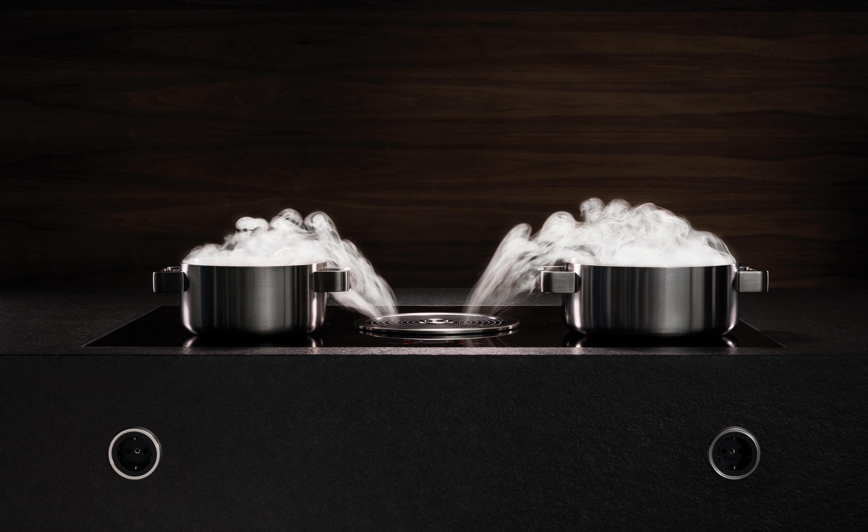 Bora Basic Flacheninduktions Glaskeramik Kochfeld Mit Integriertem