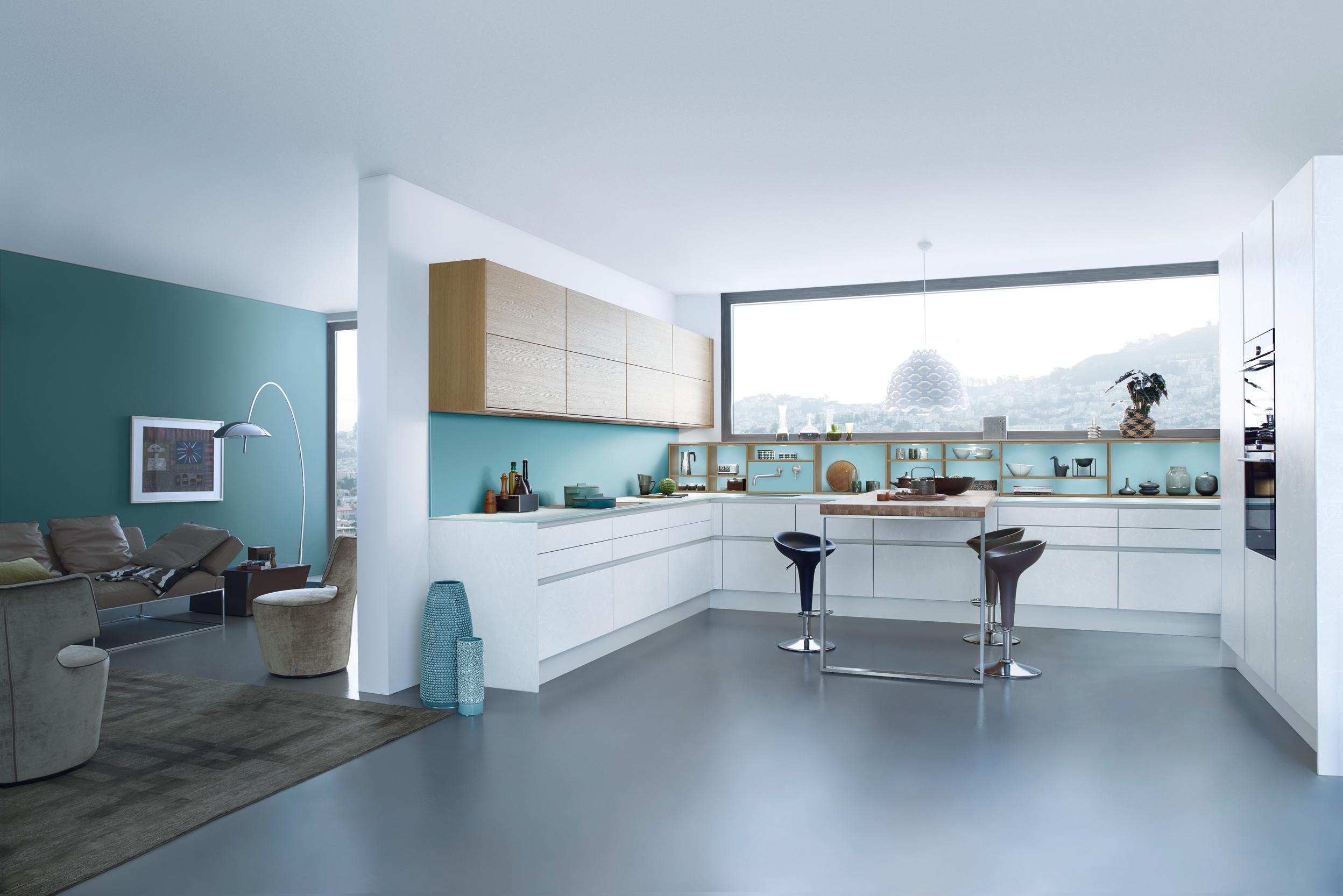 LEICHT Les Couleurs® Le Corbusier by LEICHT Küchen | STYLEPARK