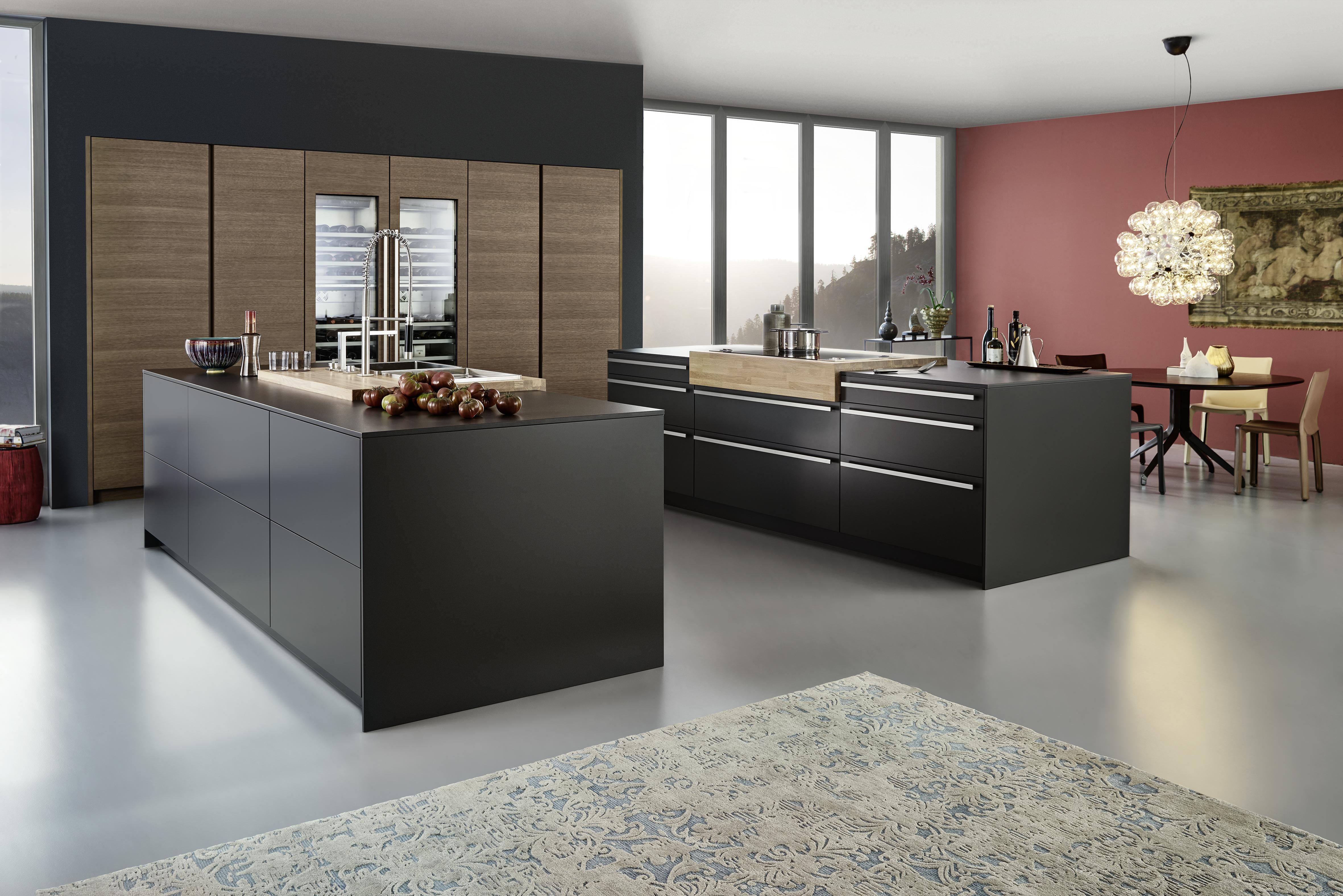 bondi von leicht k chen stylepark. Black Bedroom Furniture Sets. Home Design Ideas